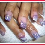 Crackle Nail Designs Halloween , 6 Crackle Toe Nail Designs In Nail Category