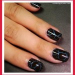 Crackle Nail Designs Pictures Photos Video Pictures 50 , 6 Crackle Toe Nail Designs In Nail Category