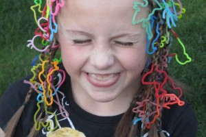 Hair Style , 7 Crazy Hair Day Styles For School : crazy hair day of school