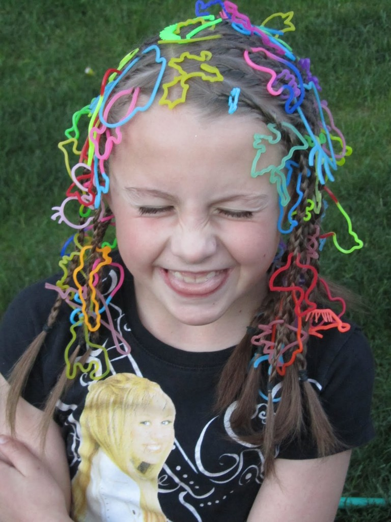 7 Crazy Hair Day Styles For School in Hair Style