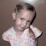 cute hairstyle for little girl , 7 Little Girl Braided Hairstyles In Hair Style Category