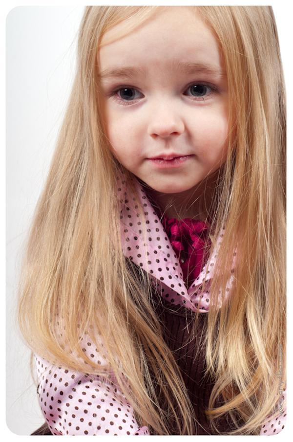 6 Updos For Little Girls With Long Hair in Hair Style