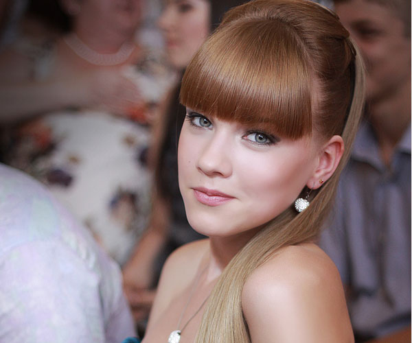 cute quick and easy ponytail hairstyles : Woman Fashion - NicePriceSell.com