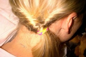 Hair Style , 9 Cute And Easy Ponytail Hairstyles :  cute quick and easy ponytail hairstyles