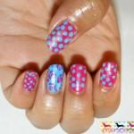 cute scotch tape nail designs , 7 Scotch Tape Nail Designs In Nail Category