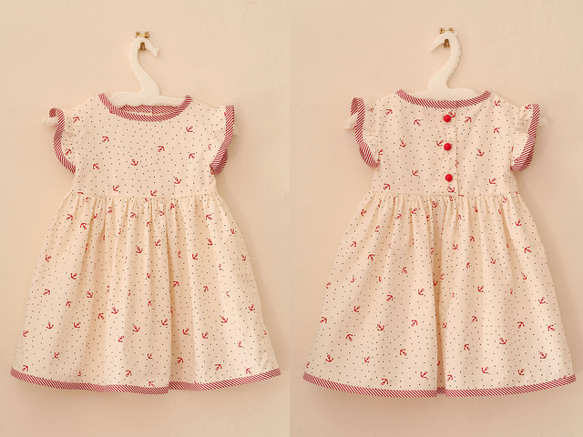 Cute Vintage Style Dress For Kid : 8 Vintage Style Dresses For ...