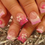... ,Dress, Fancy Dress, Fancy Printed Dress: Acrylic Nail Designs 2011 , 6 Cute Acrylic Nail Designs In Nail Category