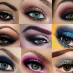 different shapes in eye makeup , 6 Eye Makeup For Different Eye Shapes In Make Up Category