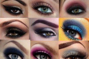 Make Up , 6 Eye Makeup For Different Eye Shapes :  different shapes in eye makeup