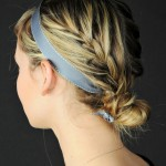 double sided french braid , 6 French Braid Hair Band In Hair Style Category