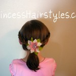 Hairstyle Ideas For The First Day Of School On Easy Bun Hairstyles For ... , 6 Hairstyles For The First Day Of School In Hair Style Category