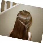 easy hairstyles with rubber bands , 6 Hairstyles With Rubber Bands In Hair Style Category