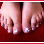 Easy Toe Nail Art Designs , 6 Easy Toe Nail Designs In Fashion Category