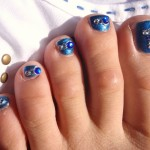 Nail Art 101: Nail Designs Pictures Choices , 6 Easy Toe Nail Designs In Fashion Category