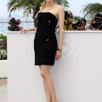 Diane Kruger con un vestido palabra de honor con bolsillos con botones ... , 6 Oasis Little Black Dress In Fashion Category