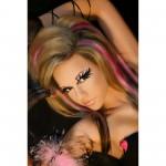 electric Rhinestone Eye Makeup , 7 Rhinestone Eye Makeup In Make Up Category
