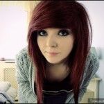 Emo Girl, Adorable, Brown Hair, Cute | 9images , 6 Emo Hairstyles For Girls With Brown Hair In Fashion Category