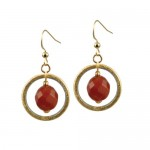 Home / Solar Carnelian Gold Drop Earrings , 6 Gold Drop Earrings In Jewelry Category