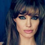 eye make up angelina jolie the tourist , 7 Eye Makeup For Angelina Jolie In Make Up Category