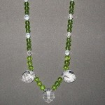 ... and Crystal Statement Necklace by BevmarDesigns on Etsy, $25.00 , 6 Crystal Necklace Etsy In Jewelry Category