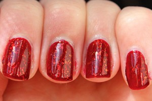550x378px 6 Red Nail Polish Ideas Picture in Nail