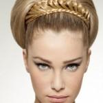 fabulous braided updo hair wedding hairstyles gallery , Braided Updos For Weddings In Hair Style Category