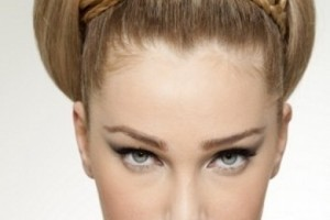390x542px Braided Updos For Weddings Picture in Hair Style