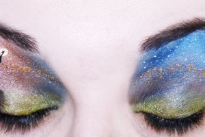 Make Up , 8 Eye Makeup For A Fairy : fairy eye makeup ideas