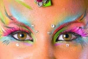 Make Up , 8 Eye Makeup For A Fairy : fantasy fairy eye makeup