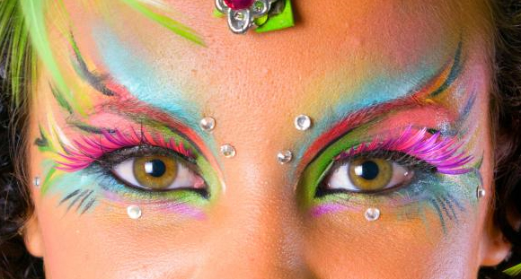 Make Up , 8 Eye Makeup For A Fairy : Fantasy Fairy Eye Makeup