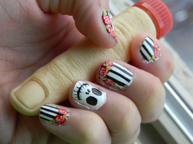 Nail , 6 Migi Nail Art Pen Designs : Fashioned Migi Nail Art