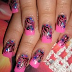 feminine and girly nail designs , 7 Girly Nail Designs In Nail Category