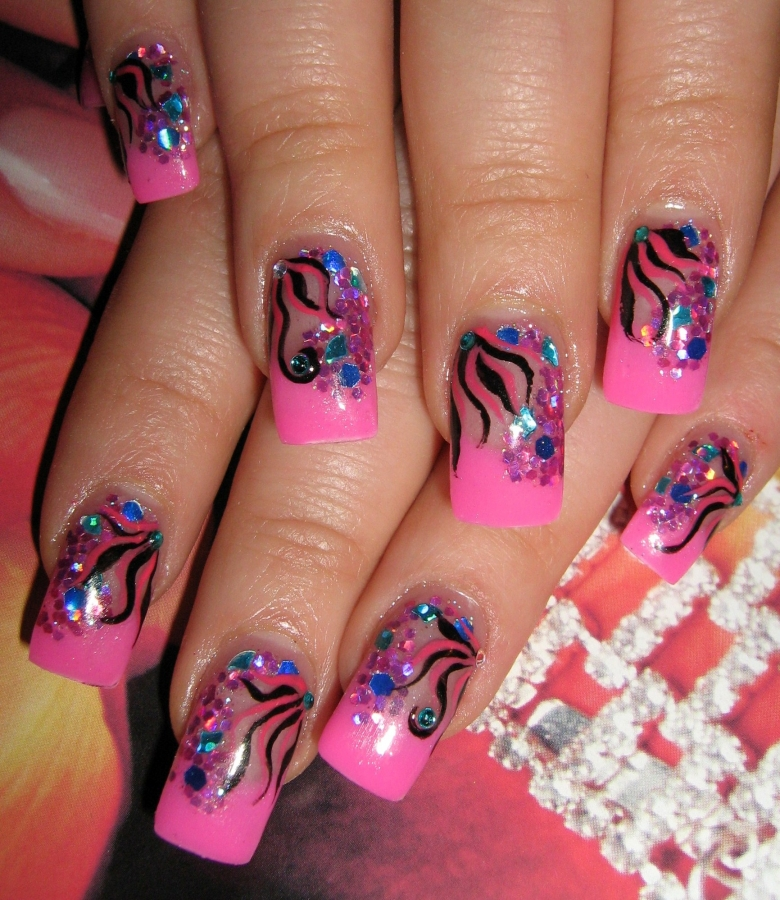 Cute girly nail designs graham reid feminine and girly nail designs 7 prinsesfo Choice Image