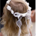 flower girl hairdo , 7 Flower Girl Hair In Hair Style Category