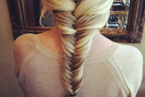Hair Style , 6  Fishtail French Braid : braid bun hairstyles , french fishtail braid tumblr , fishtail braid ...