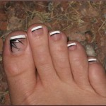 Toenail designs: Simple toenail designs , 6 Easy Toe Nail Designs In Fashion Category