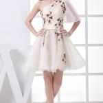 Elegant A-line Backless Mini Ribbon Little Black Dresses - UWDress.com , 6 Little Black Dress Backless Idea In Fashion Category