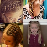 Girls Hairstyles for Back to School | Parlor: Diary of a Hairdresser , 6 Hairstyles For The First Day Of School In Hair Style Category