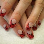 girly nail polish art , 7 Girly Nail Designs In Nail Category