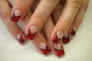 Nail , 7 Girly Nail Designs : girly nail polish art