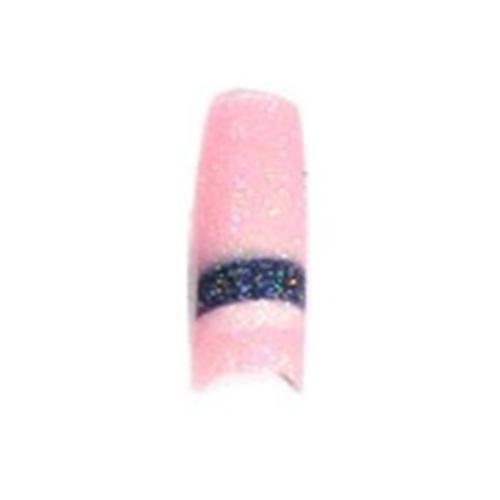 Nail , 6 Pre Designed Nail Tips : Glitter Nail Tips