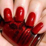 Glitter Red Nail Polish , 6 Red Nail Polish Ideas In Nail Category