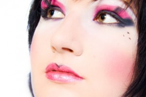 320x398px 8 Goth Eye Makeup Picture in Make Up