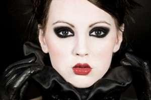 Make Up , 8 Goth Eye Makeup :  goth eye makeup tutorial