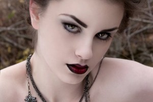 Make Up , 7 Goth Eye Makeup : gothic makeup