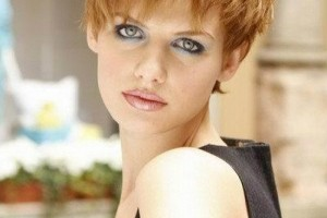 Hair Style , 7 Short Thick Hairstyles For Women : hair styles for women with thick short hair