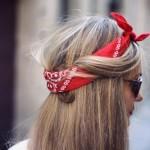 hair wrapped around bandana , 8 Cute Bandana Hairstyles In Hair Style Category