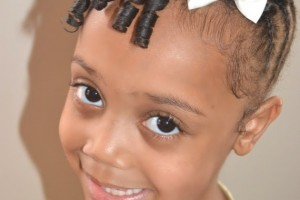 Hair Style , 6 Updo Hairstyles For Black Girls : ... and Beyond: Easter Hairstyles for Little Girls with Natural Hair