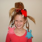 hairstyle for Crazy Hair Day , 7 Crazy Hair Day Styles For School In Hair Style Category