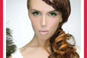 460x600px 4 Medium Length Hair Braid Styles Picture in Hair Style